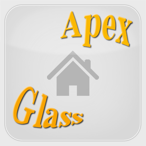 Glass Theme Apex 個人化 App LOGO-APP開箱王