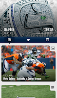 Screenshot of Seattle Seahawks Mobile