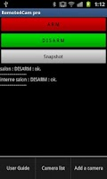 Screenshot of Remote4cam