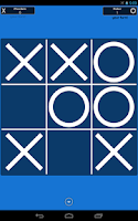 Screenshot of Simple TicTacToe