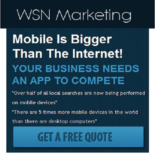 WSN Marketing LOGO-APP點子