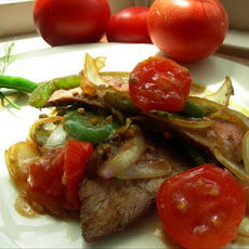 Australian Pepper Steak