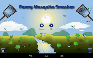 Screenshot of Funny Mosquito Smasher Free