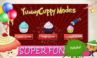 Screenshot of Cake Mania - Slice It
