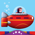 Deep-Sea Submarine HD icon
