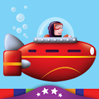 Deep-Sea Submarine HD icon