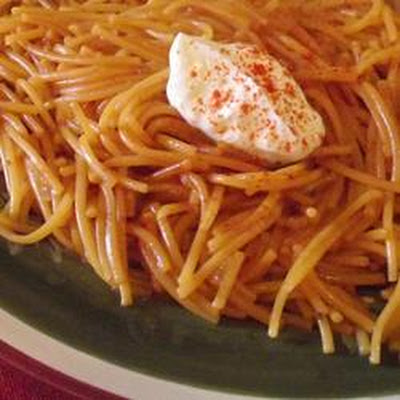 Short Cut Mexican Fideo (Vermicelli)