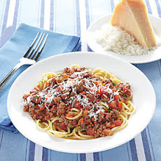 Slow-Cooked Bolognese Sauce