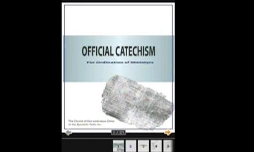 C.O.O.L.J.C. Catechism