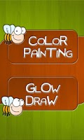 Screenshot of Kids Doodle Painting Glow Draw