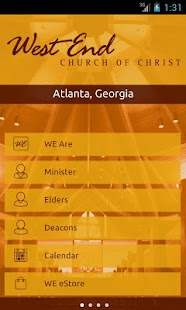 West End Church Of Christ - screenshot