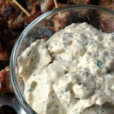 Best Garlic Dip