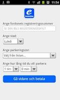 Screenshot of ePark