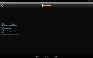 Screenshot of RingIt Demo: Ringtone creator