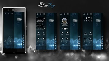 Screenshot of BlueTap LLXTheme\Template