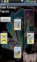 Screenshot of Tarot