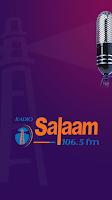 Screenshot of Radio Salaam 106.5 FM