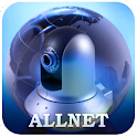 uAllnetCam: IP Camera Viewer icon