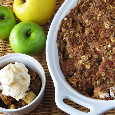Maple Apple Crisp