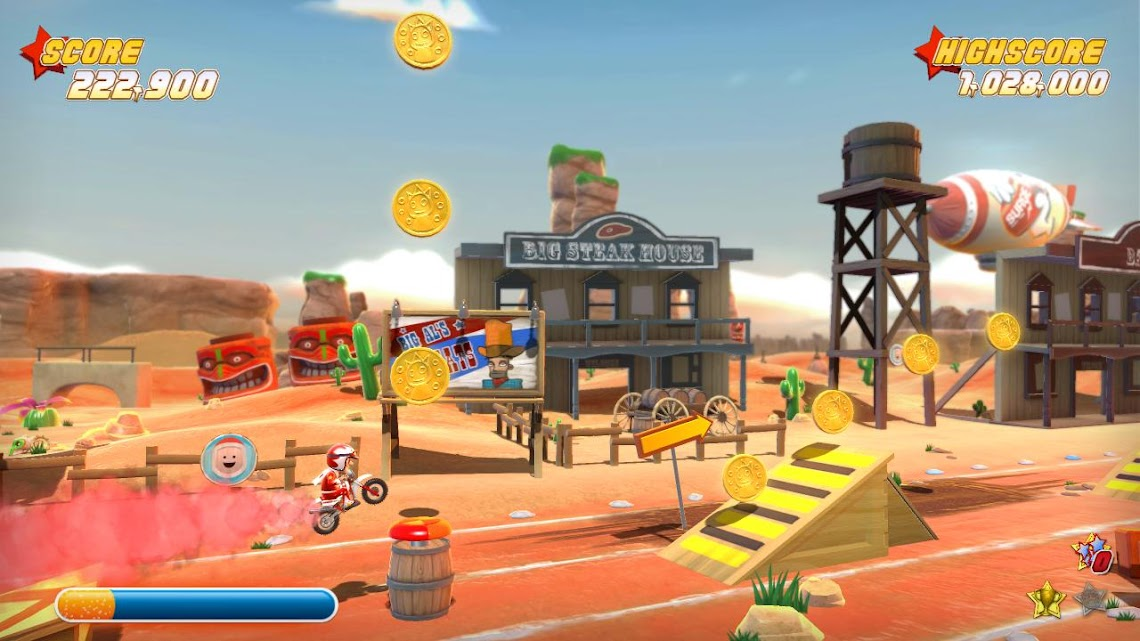 Four Door Lemon working on PS Vita ports of Joe Danger and Joe Danger 2: The Movie