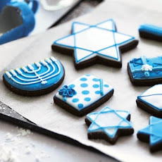 Hanukkah Cookies Recipe