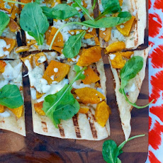 Butternut & Blue Cheese Pizza