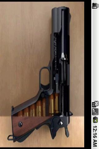【免費音樂App】槍柯爾特M1911-APP點子