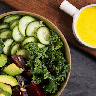 Turmeric Almond Dressing