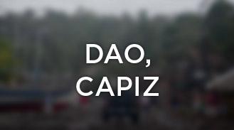 Dao, Capiz