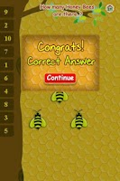 Screenshot of Honey Bee Counting