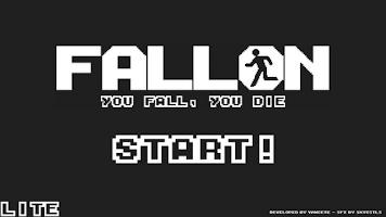 Screenshot of FallOn LITE