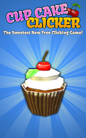Screenshot of Cup Cake Clicker