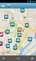 Screenshot of Tokyo Travel Guide by Triposo