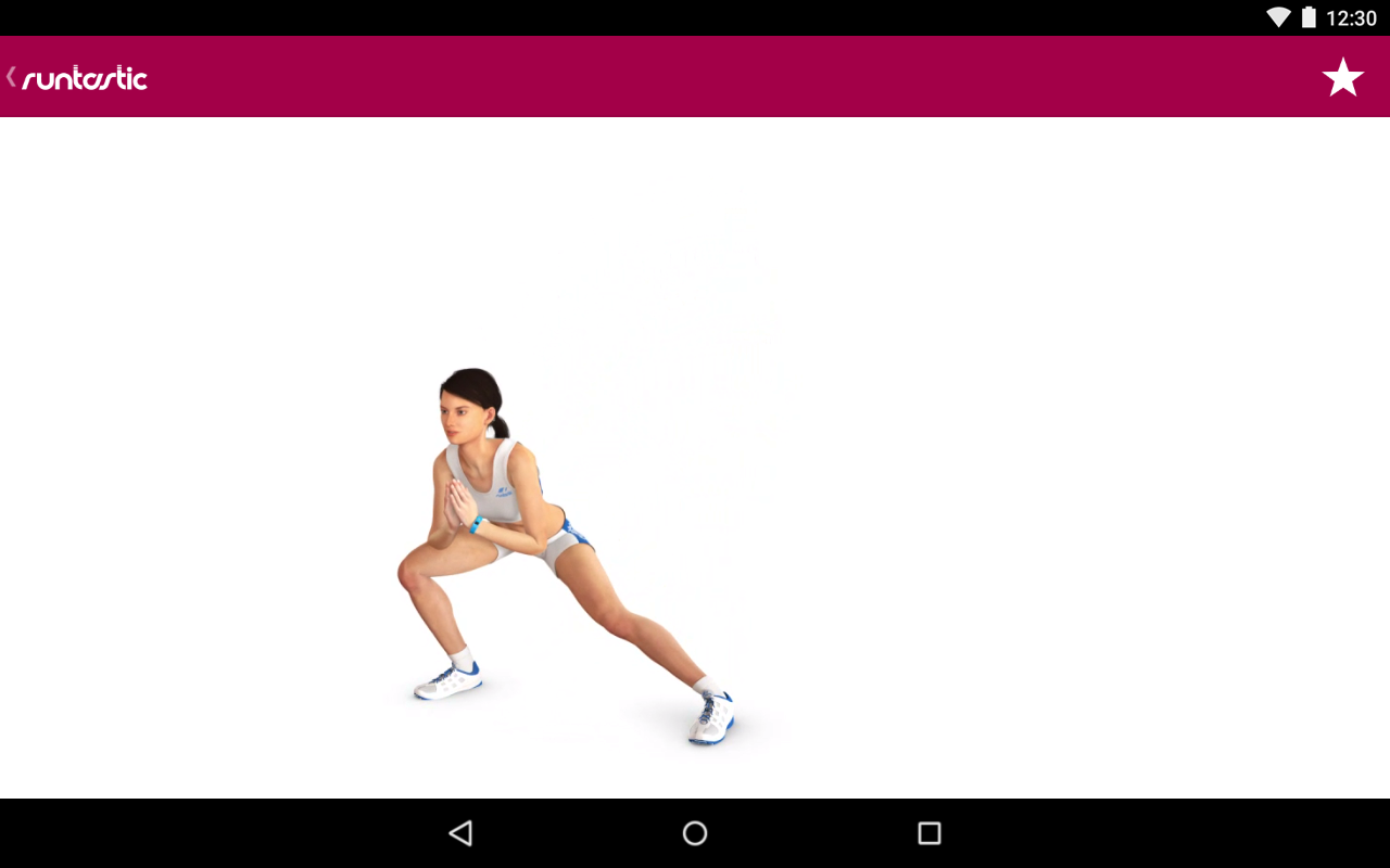 Runtastic Butt Trainer Workout Screenshot 17