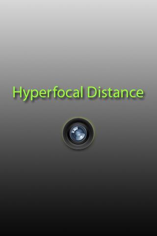 免費下載攝影APP|Hyperfocal Distance Plus app開箱文|APP開箱王