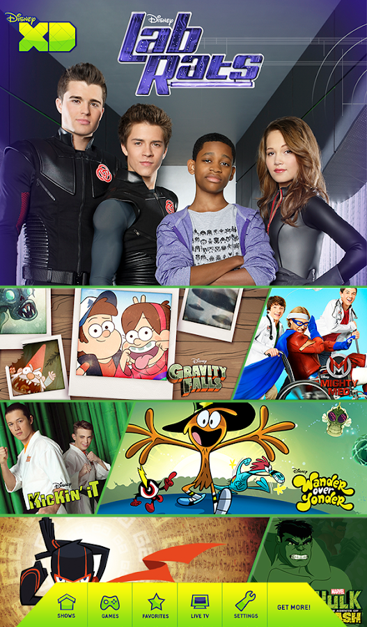 Disney XD - Watch & Play! Screenshot 8