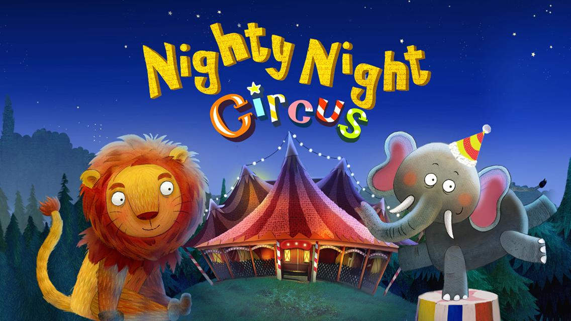 Nighty Night Circus Screenshot 0