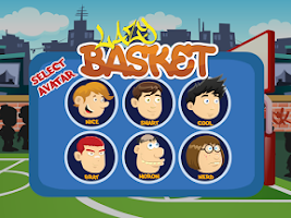 Screenshot of Lazy Basket