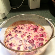 Cherry Clafouti - Great for Father's Day!