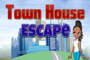 Screenshot of Town House Escape