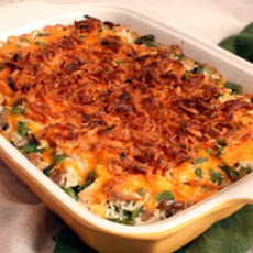 Oriental Chicken & Green Bean Casserole