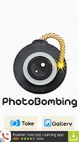 Screenshot of Photobomb Cartoon Camera
