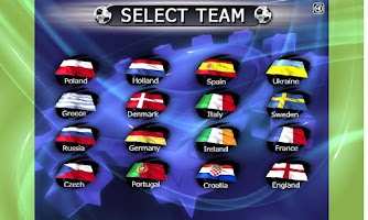 Screenshot of Football Kicks - Football Game