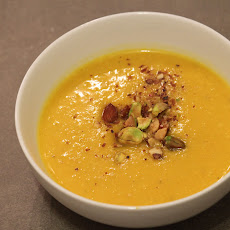 Butternut Squash & Pear Bisque