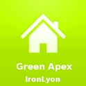 Green Apex icon