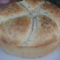 Kaiser Rolls from King Arthur Flour