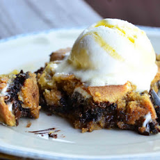Brownies stuffed S'mores Bars