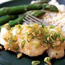 Weight Watchers Asian-Style Sea Bass