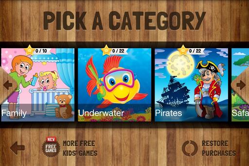 Kids Puzzles - screenshot