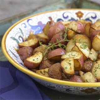 Herb-Roasted New Potatoes